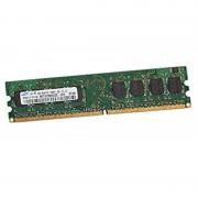 1Go RAM Samsung M378T2863DZS-CE6 667MHz DDR2 240PIN PC2-5300U 1Rx8 CL5