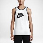 Nike Partes De Arriba Sin Mangas Y De Tirantes Nike Ace Logo Blanco,Negro,Negro