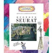 Georges Seurat by Mike Venezia