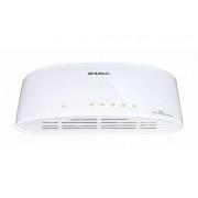 Switch D-Link, Switch Desktop 8 porturi 10/100/1000, DGS-1008D