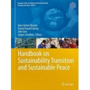 Handbook on Sustainability Transition and Sustainable Peace by Hans Gunter Brauch