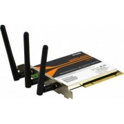 Placa de retea Dlink Wireless 270MBPS PCI rangebooster dwa-547
