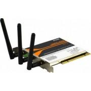 Placa de retea Dlink Wireless 270MBPS PCI rangebooster dwa-547