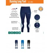 Givova - Long Pant Atletica Running Corsa