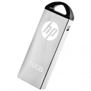 HP v220w Chiavetta USB 2.0, Memoria USB Portatile, 16 GB, Metallo