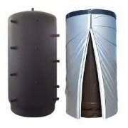 SG(B) 200l-es puffertároló, hõcserélõ nélkül, szigeteléssel, D=670mm