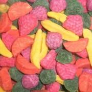 Kingsway Tutti Frutti Fruit Foam Jelly Sweets