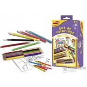 Set de colorat Joustra