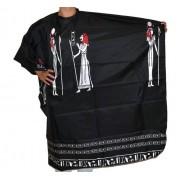 Fox Pláštěnka na stříhání Fox collection Egypt line - černá (1509416, 7512020)