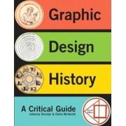 Graphic Design History by Johanna Drucker