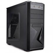 Zalman Z9 Midi Tower Case - Nero
