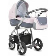 Carucior Copii 3 In 1 MyKids Mommy Pink Bonus Patura Fleece Nova House