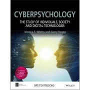 Cyberpsychology by Monica T. Whitty