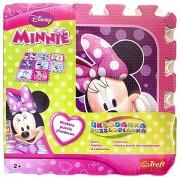 Szivacs puzzle - Minnie - habtapi