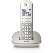 Philips XL4901S/23 Teléfono fijo inalámbrico compatible con audiófonos