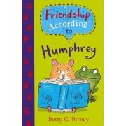 Friendship According to Humphrey by Betty G. Birney