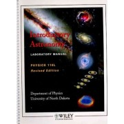 Introductory Astronomy Laboratory Manual by John Wiley & Sons Inc