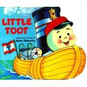 Little Toot Board Book by Hardie Gramatky