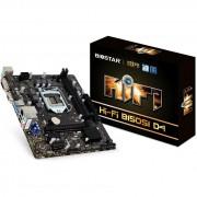 Motherboard Biostar Hi-Fi B150S1 D4 (B150, S1151, MATX, DDR4, Intel)