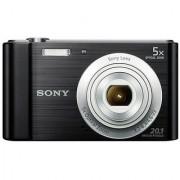 Sony Cyber-shot DSC-W800 Point Shoot Camera (Black)