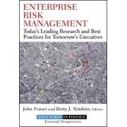 Enterprise Risk Management by Robert W. Kolb