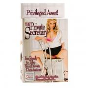 The Private Secretary Doll
