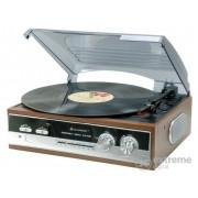 Pick up Soundmaster PL-186H cu radio AM/FM