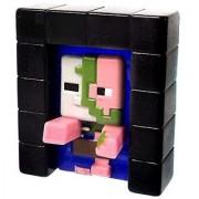 Minecraft - End Stone - Series 6 - Nether Portal Pigman - 1 Mini Figure