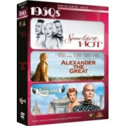 DECADES 50S COLLECTION DVD 2012
