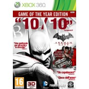 BATMAN ARKHAM CITY GAME OF THE YEAR EDITION (XBOX360)