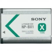 Sony NP-BX1 1240 mAh InfoLITHIUM X baterija za fotoaparat Cyber-shot DSC-HX300, DSC-HX400, DSC-HX50V, DSC-HX60, DSC-HX90, DSC-H400, DSC-RX1, DSC-RX1R, DSC-RX100, DSC-RX100 III, DSC-RX100M4, DSC-WX300