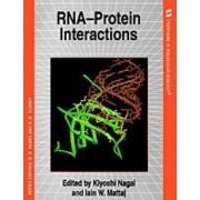 RNA-Protein Interactions by Kiyoshi Nagai