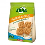 Enerzona Frollini 40-30-30 250 Gr Cocco
