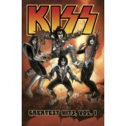 Kiss: Greatest Hits Volume 1 by John Buscema