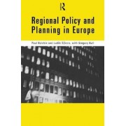 Regional Policy and Planning in Europe by Paul N. Balchin