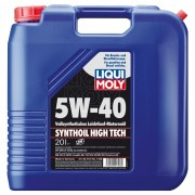 Liqui Moly SYNTHOIL HIGH TECH 5W-40 20 Litre Canister