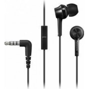 Casti In Ear Panasonic RP-TCM105E-K Negru