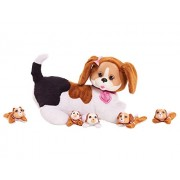 Just Play Puppy Surprise Plush, Misty by Just Play