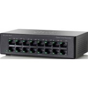 Switch Cisco 16 porturi PoE SF110D-16HP