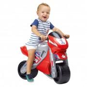 Feber Moto a spinta cavalcabile per bambini con casco