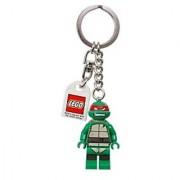 LEGO Teenage Mutant Ninja Turtles Raphael Keychain