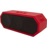 Altec Lansing Interchangeable Silicone Jacket Bluetooth Speaker (iMW645-BLK XL)