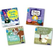 Oxford Reading Tree Traditional Tales: Level 3: Pack of 4 by Gill Munton