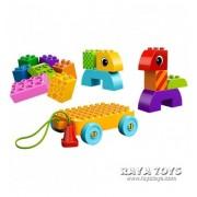 LEGO DUPLO Строя и играя