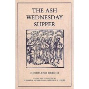 The Ash Wednesday Supper by Giordano Bruno