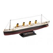 Revell - 05727 - Maquette - Bateau - Coffret Cadeau - Titanic - 100 Pièces