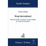 Drept international - Marian Dragut
