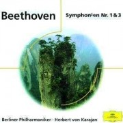 L Van Beethoven - Symphonien No.1&3 (0028945923925) (1 CD)