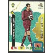Euro 2012 Adrenalyn XL Andreas Isaksson Limited Edition [Toy]