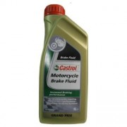 Castrol Motorcycle Brake Fluid 1 Liter Dose